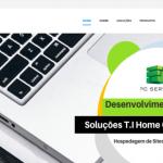Site Empresarial Informática